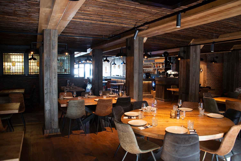 Interieur restaurant